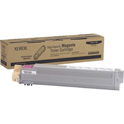 Xerox High Capacity Toner Cartridf/Phaser™ 7400 Color Laser Printer, Magenta