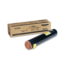 Xerox YELLOW TONER CARTRIDGE FOR