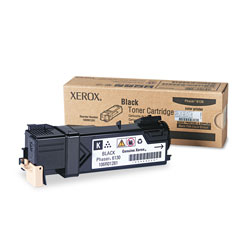 Xerox 106R01281 Laser Cartridge, Black