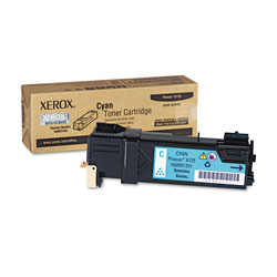 Xerox CYAN TONER CARTRIDGE FOR PHASER