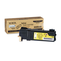 Xerox 106R01333 Toner Cartridge, Yellow