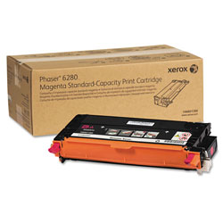 Xerox 106R01389 Magenta Toner, 2,200 Pages
