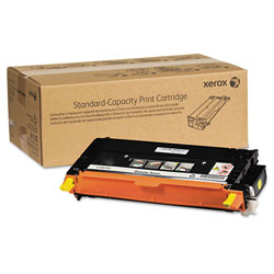 Xerox 106R01390 Yellow Toner, 2,200 Pages