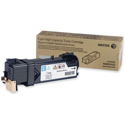Xerox 106R01452 Cyan Toner, 3,100 Pages