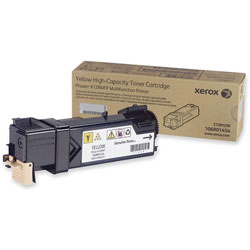 Xerox 106R01454 Yellow Toner, 3,100 Pages