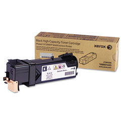 Xerox 106R01455 Black Toner, 3,100 Pages