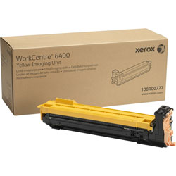 Xerox YELLOW DRUM CARTRIDGE YIELD
