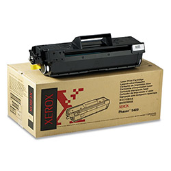 Xerox Print Cartridge for Phaser 5400, Black