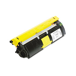 Xerox Toner Cartridge for Phaser 6120, Standard Capacity (1,500 pgs), Yellow