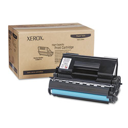 Xerox Black High-Capacity Toner Cartridge for Phaser 4510 Printer, 19K Yield