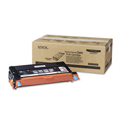 Xerox CYAN PRINT CART FOR PHASER 6180