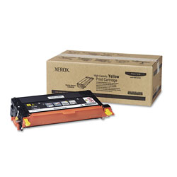 Xerox YELLOW PRINT CARTRIDGE FOR