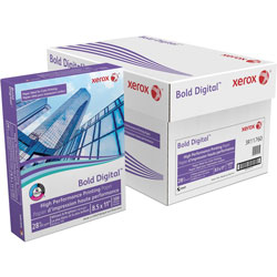 "Xerox Digital Color Xpressions+ Copy Paper, 8 1/2""x11"", 98 Bright, White, 28 LB, One Ream"