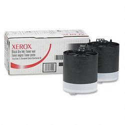 Xerox Copy Cartridges for Copier Models DC12, Color Series 50, Black, 2/Pack