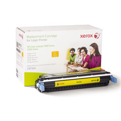 Xerox 006R01315 Replacement Toner for C9732A (645A), Yellow