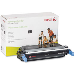 Xerox 006R01326 Replacement Toner for CB400A (642A), Black
