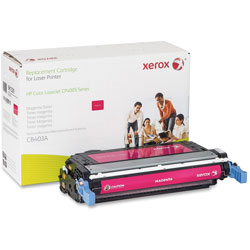 Xerox 006R01329 Replacement Toner for CB403A (642A), Magenta