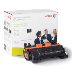 Xerox 006R01443 Replacement Toner for CC364A (64A), 11700 Page Yield, Black