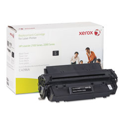 Xerox 006R00928 Replacement Toner for C4096A (96A), Black