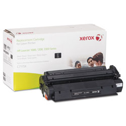 Xerox 006R00932 Replacement High-Yield Toner for C7115X (15X), 4200 Page Yield, Black