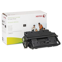 Xerox 006R00933 Replacement High-Yield Toner for C8061X (61X), 10800 Page Yield, Black