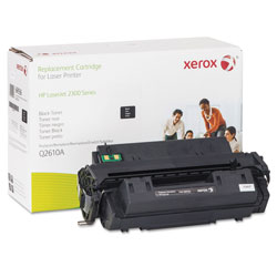 Xerox 006R00936 Replacement Toner for Q2610A (10A), Black
