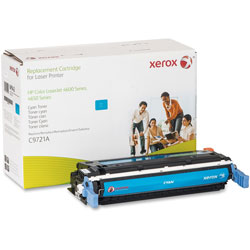 Xerox Toner Cartridge for HP LaserJet 4600, Cyan
