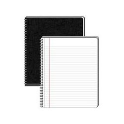 Mead Hardbound Single Subject Business Notebook, Legal Ruled, 8 1/2 x 11, 96 Sheets
