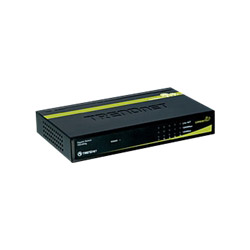 Trendnet TEG S80G - Switch - 8 Ports