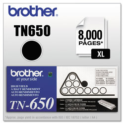 Brother TN 650 - Toner Cartridge