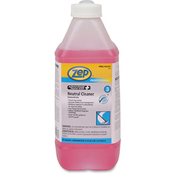 Zep Commercial 174 Advantage Neutral Cleaner 2l 4 Ct Pink