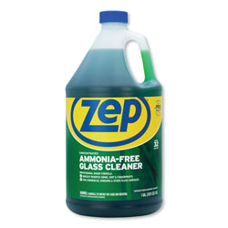 Zep Glass Cleaner Concentrate, 1Gallon, 4/CT, GN