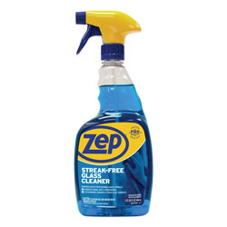 Zep Glass Cleaner, 32oz, 12/CT, Trigger Spray, BE