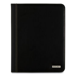 At-A-Glance Executive Monthly Padfolio, 11 x 9, White, 2021