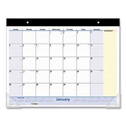 At-A-Glance QuickNotes Desk Pad, 22 x 17, 2022