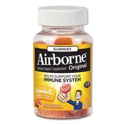 Airborne® Immune Support Gummies, Assorted Fruit Flavors, 63/Bottle