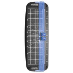 Westcott® Multi-Purpose Personal Trimmer, 10 Sheets, Plastic, 6.38 x 12