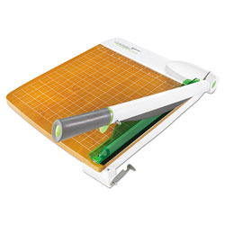 Westcott® CarboTitanium Guillotine Paper Trimmers, 30 Sheets, 15 in Cut Length, 15 in x 25 in