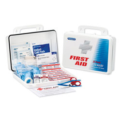 Physicians Care Office First Aid Kit, for Up to 25 People, 131 Pieces/Kit