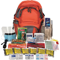 Physicians Care Personal Disaster First Aid Kit, One Day Supplies