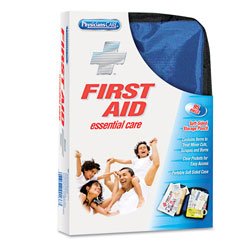 Physicians Care Soft-Sided First Aid Kit for up to 10 People, 95 Pieces/Kit