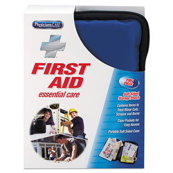 Physicians Care Soft-Sided First Aid Kit for up to 25 People, 195 Pieces/Kit