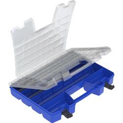 "Akro-Mills Portable Organizer, Large, 13 3/8""x18 1/4""x3 5/8"""