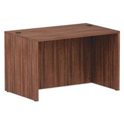 Alera Valencia Series Straight Front Desk Shell, 47.25w x 29.5d x 29.63h, Modern Walnut
