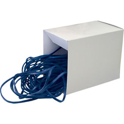 """Alliance Rubber Rubberband, Large, 17"""", Blue"""