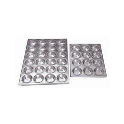 Admiral Craft Muffin Pan Aluminum 12 Cup