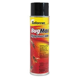 Enforcer BugMax Flying Insect Killer, 16 oz Aerosol Can, 12/Carton