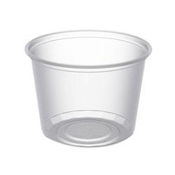 Anchor Packaging MicroLite Deli Tub, 16 oz, Clear, 500/Carton