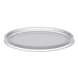Anchor Packaging MicroLite Deli Tub Lid, Clear, Inside-Cap Fit, Fits 8-32 oz Containers, 500/Carton