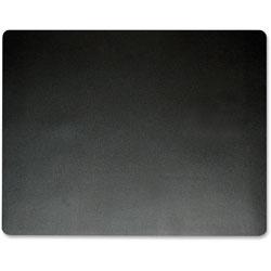 Artistic Office Products Eco Desk Pad, Non-Glare, 19 in x 24 in, Black